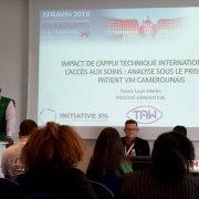 Bordeaux 2018, Afravih 2018, conférence internationale francophone Vih/Sida.